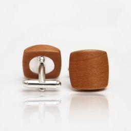 Dřevěný knoflíček Balance - hruška