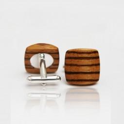 Dřevěné knoflíčky Balance - zebrano