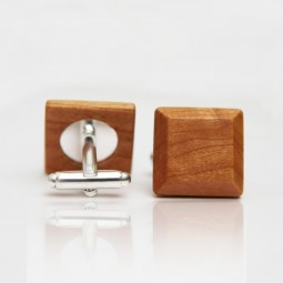 Dřevěné knoflíčky Elegance - třešeň