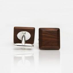 Dřevěné knoflíčky Elegance - ořech