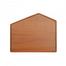 Dřevěný kapesníček Elegance - hruška