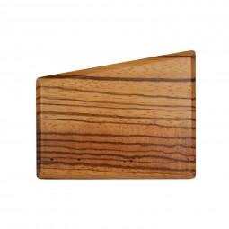 Dřevěný kapesníček Harmony - zebrano