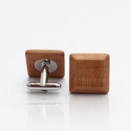 Dřevěné knoflíčky Elegance - hruška