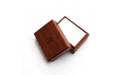 Mahagonová krabička - malá