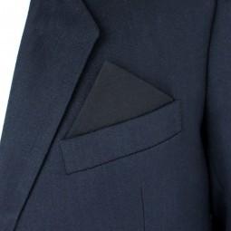 Látkový kapesníček - černý
