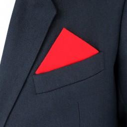 Látkový kapesníček - červený