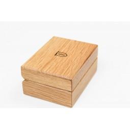 Dubová krabička - malá s panty