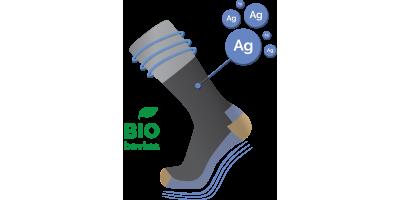 Ponožky s monogramem